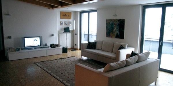 Progetti architettura interni residenziali f studio progettazione design e rendering interni - Progetti design interni ...